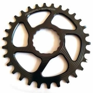 rideworks raceface cinch direct mount 30t narrow wide chain ring